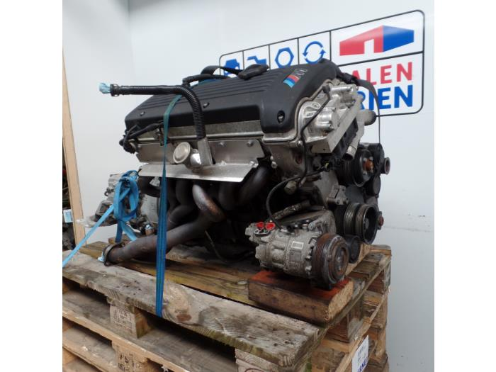 Used BMW Z4 Gearbox - GS637BZ TJEE - AUTOMATERIALEN RONALD