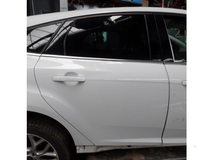 Used Ford Focus Rear Door 4 Door Right Color Code Pn3gz0