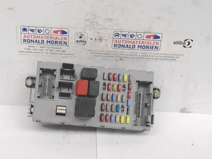Iveco Daily Fuse Box - Wiring Diagrams on