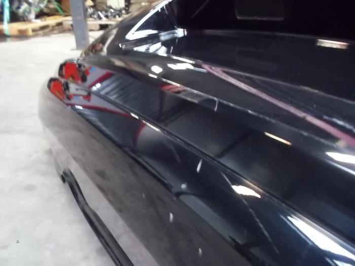 Stoßstange hinten van een Volkswagen Polo 2010