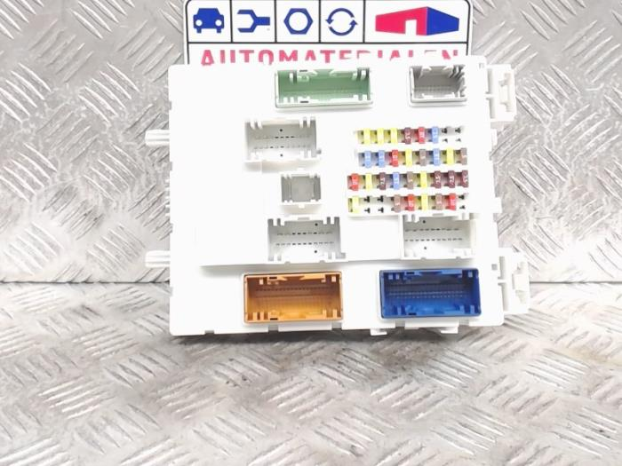 used ford c max fuse box f1ft14a073ef automaterialen. Black Bedroom Furniture Sets. Home Design Ideas