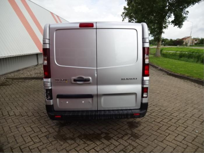 Used Renault Trafic Rear bumper color code TED69 ...