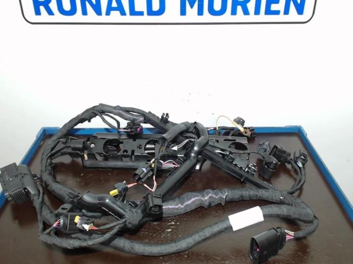 Trailer Wiring Harness Volkswagen Tiguan : New volkswagen tiguan wiring harness c r