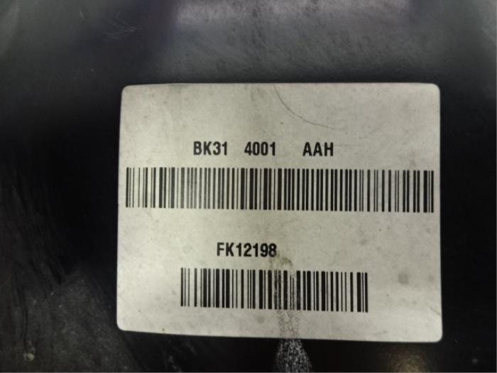 Used Ford Transit Rear wheel drive rear axle - BK314001AAH