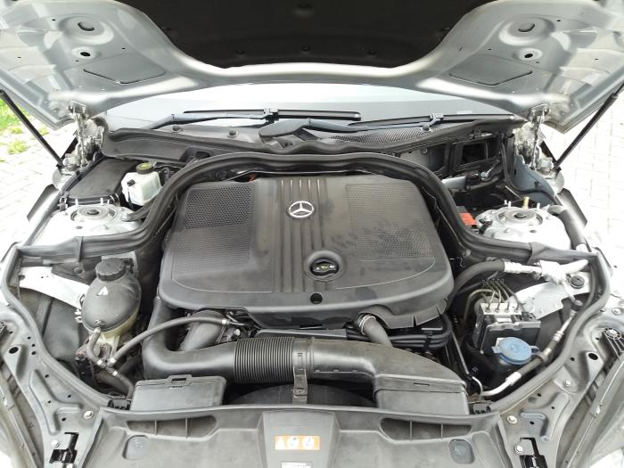 Used Mercedes E (W212) E-220 CDI 16V BlueEfficiency Engine - 651924