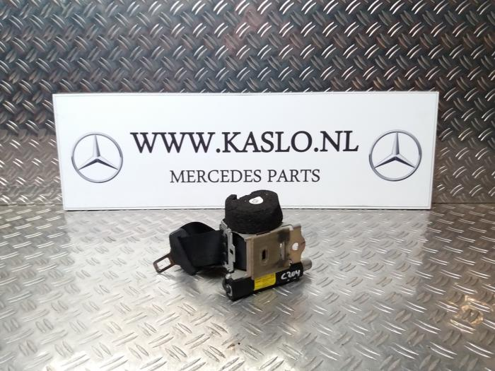 Used Mercedes C-Klasse Rear seatbelt, left - A2048600385