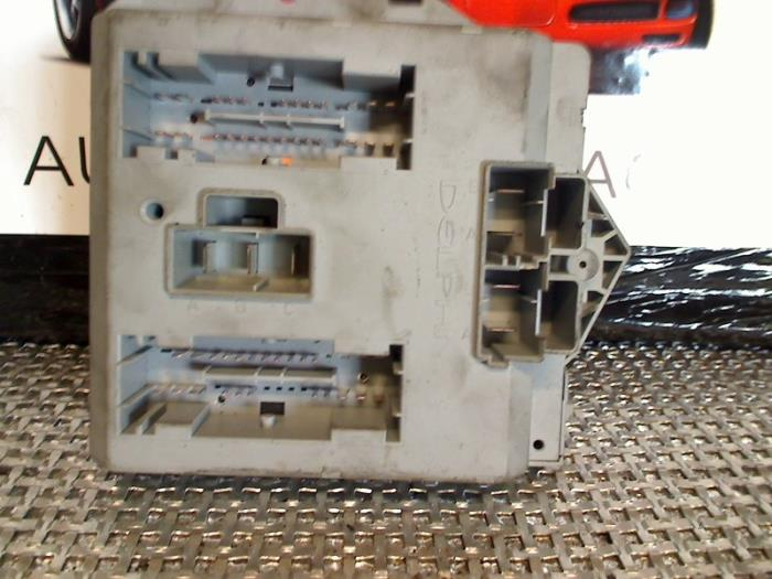 fuse box from a fiat doblo cargo (223) 1 9 d 2002