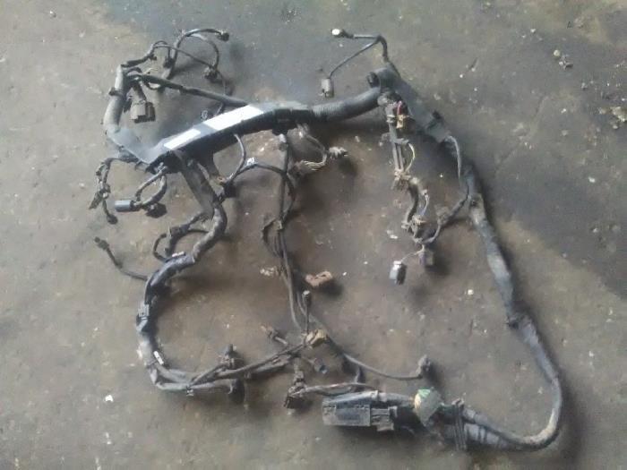 used mercedes vito w639 2 2 116 cdi 16v euro 5 wiring harness rh proxyparts com Mercedes Vito 9 Seater Interior Mercedes Vito Dimensions