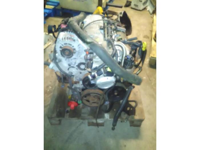 Used Chevrolet Camaro Convertible 3 8 V6 Engine L36 Rooie Ben Autodemontage Proxyparts Com