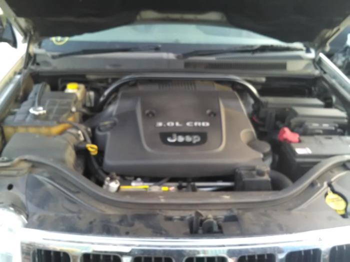 Jeep Grand Cherokee Engine Codes