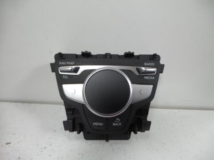 Used Audi A4 MMI switch - 8W0919614R - Gebr Klein Gunnewiek Ho BV