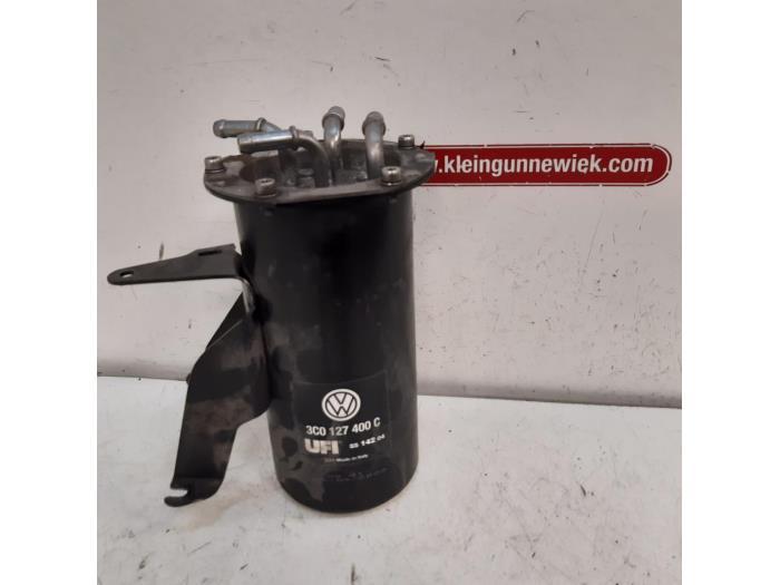 [TVPR_3874]  Used Volkswagen Passat Fuel filter housing - 3C0127400C CBACCBA -  Gebr.Klein Gunnewiek Ho.BV | ProxyParts.com | 2009 Vw Pat Fuel Filter |  | ProxyParts.com