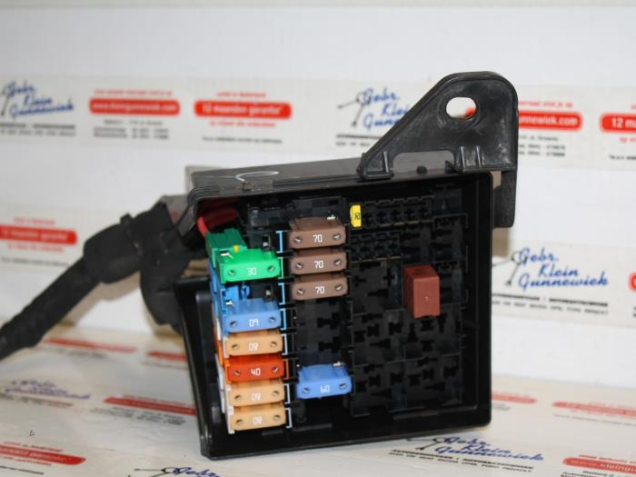 Renault Megane Mk3 Fuse Box Diagram