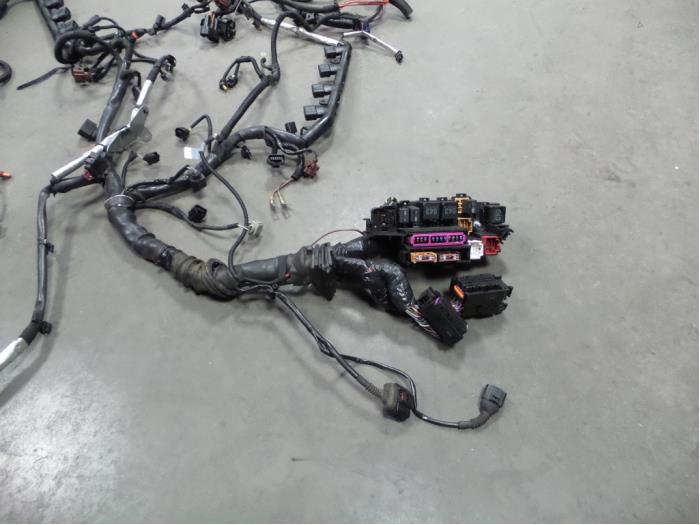 used audi a5 wiring harness 8t1971072b gebr klein gunnewiek ho wiring harness from a audi a5 2010