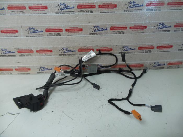 Used ford kuga wiring harness cv t k med gebr klein