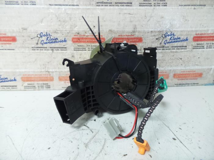 airbag clock spring from a renault trafic 2012