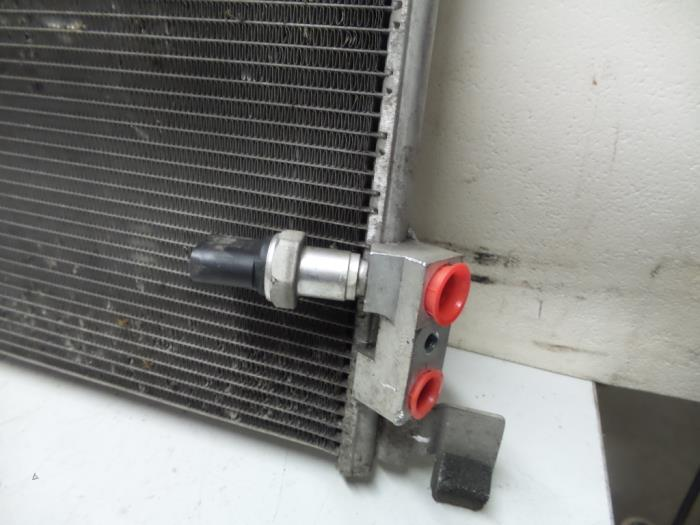 Used Audi Q7 Air conditioning condenser - 4M0816411A CVMD