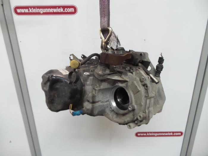 Used Dacia Logan Mcv  Ks  1 4 Gearbox - Jh3055 Jh3055