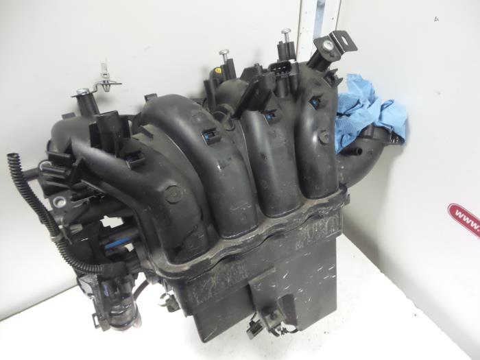 Used Opel Astra Intake manifold - 55573811 A16XER - Gebr