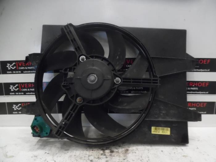 Cooling Fans From A Ford Fusion Used