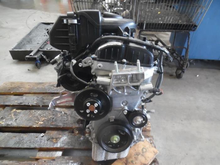 Used Suzuki Celerio (LF) 1 0 12V Dualjet Engine - K10C