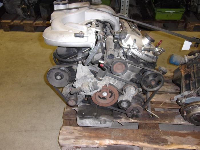 Used Jaguar S Type X200 3 0 V6 24v Engine Fc Verhoef Cars Parts Waal Proxyparts Com