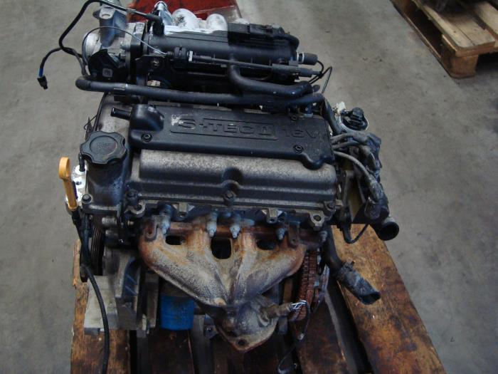 Used Chevrolet Aveo 250 12 16v Engine B12d1 Verhoef Cars