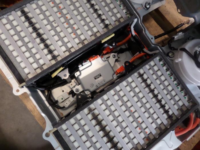 Battery Hybrid From A Lexus Rx 450h V6 24v Vvt I 4x4 2010