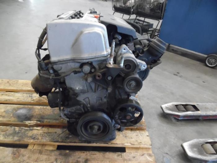 Used Honda Fr V Be 2 0 16v Engine K20a9 Verhoef Cars Parts