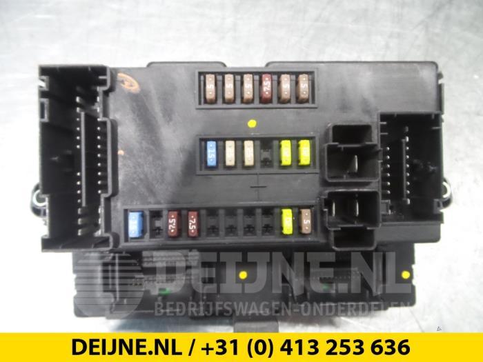 Used Iveco New Daily Fuse box - 58020001333 - van Deijne Onderdelen on