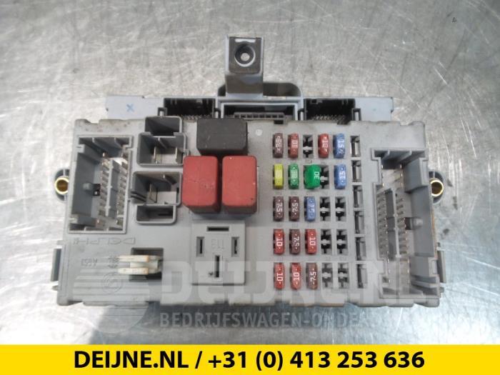fiat doblo van fuse box used fiat doblo cargo (223) 1.3 d 16v multijet fuse box ... fiat punto evo fuse box #5
