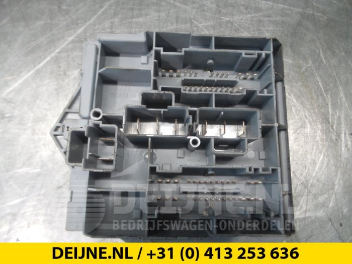 Used Fiat Ducato 250 20 D 115 Multijet Fuse Box 1367669080 Rhproxyparts: Fiat Ducato Fuse Box Location At Gmaili.net