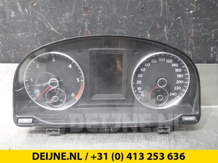 Used Volkswagen Caddy Odometer Km 2k0920875e Van Deijne