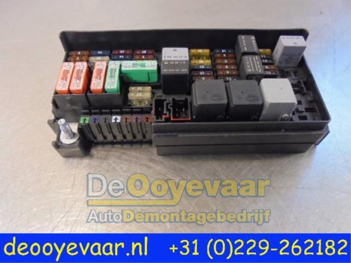 Mercede Ml320 Fuse Box