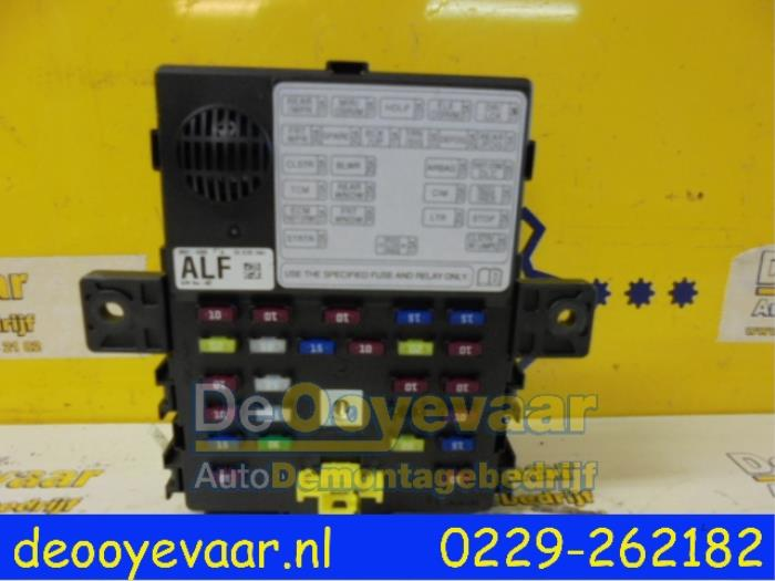 0 used chevrolet spark 1 2 16v fuse box 95974309 de ooyevaar bv fuse box sparking at readyjetset.co