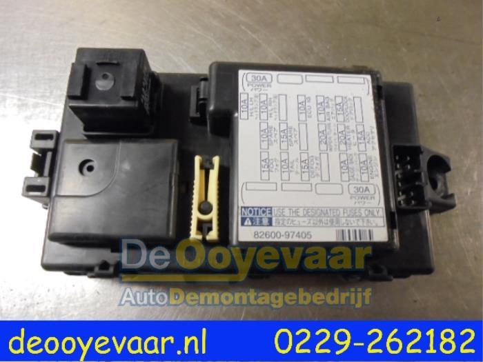 daihatsu yrv fuse box product wiring diagrams u2022 rh genesisventures us daihatsu terios fuse box layout