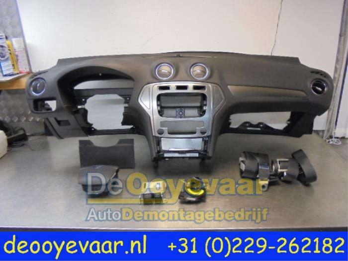 gebrauchte ford mondeo iv wagon 2 0 tdci 140 16v airbag set modul 6g9n042a94ce de ooyevaar bv. Black Bedroom Furniture Sets. Home Design Ideas