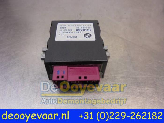 Used BMW 3 serie (E90) 320d 16V Fuel pump relay ... A Volt Fuel Pump Relay Wiring on