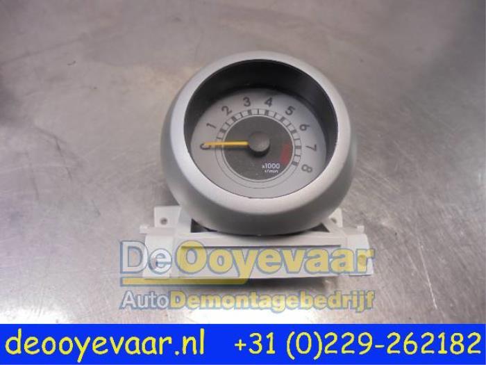 Used Daihatsu Sirion 2 (M3) 1 3 16V DVVT Tachometer - De Ooyevaar BV