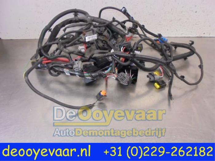 Used Renault Clio IV (5R) 0.9 Energy TCE 90 12V Wiring harness ... on fiat clio, my clio, jdm clio, voiture clio, how much new clio, novo clio, renaultsport clio, atlas v clio, menu clio,