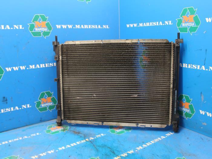 Nissan Garage Waalwijk : Used nissan micra k dci radiator bc maresia