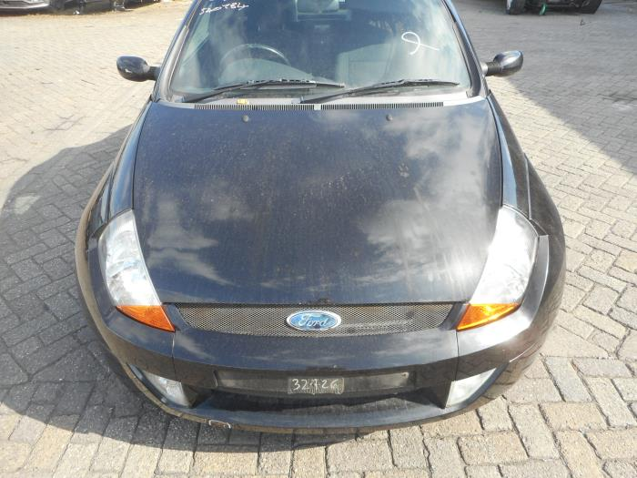 Bonnet From A Ford Streetka
