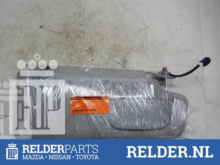Used Toyota Tundra Sun visor - RELDER PARTS B.V  64afbc38be5