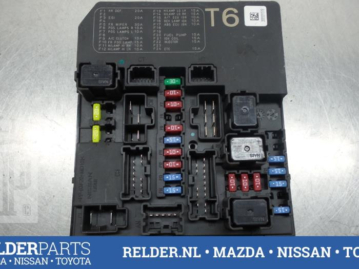 nissan juke fuse box wiring diagram 2005 Ford Freestar Fuse Box Diagram nissan juke fuse box