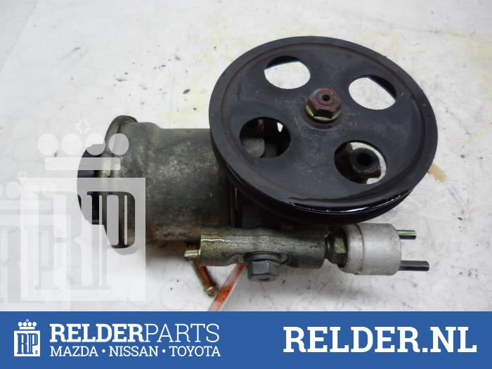 Steering Pump From A Toyota Corolla E11 1 6 16v 1999