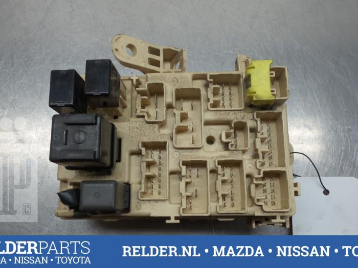 Used Toyota Land Cruiser 90 J9 30 TD Challenger Fuse box – Land Cruiser Fuse Box