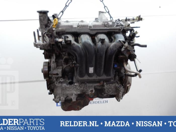 Used Mazda 3 Sport Bk14 16i 16v Engine Z6 Relder Parts Bv