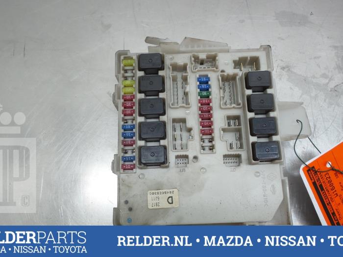 Used Nissan Pathfinder  R51  2 5 Dci 16v 4x4 Fuse Box
