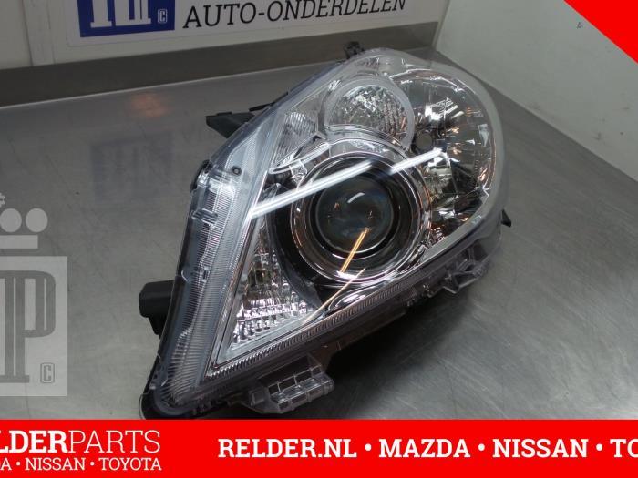 Lampen Toyota Auris : New toyota auris e dual vvt i v headlight left