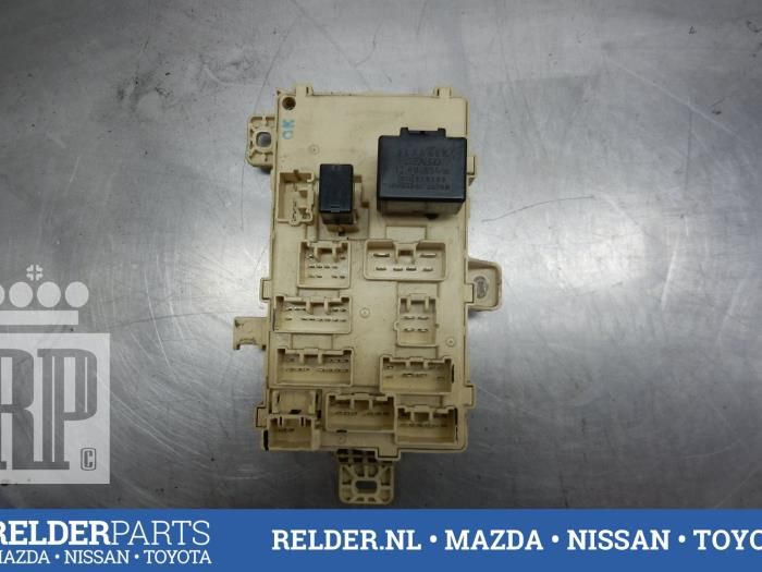 Admirable Used Toyota Land Cruiser 90 J9 3 0 D 4D 16V Fuse Box 8273060050 Wiring Cloud Hisonuggs Outletorg
